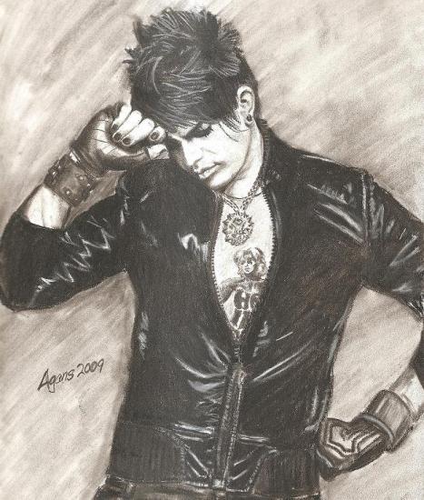 Adam Lambert por Jagans
